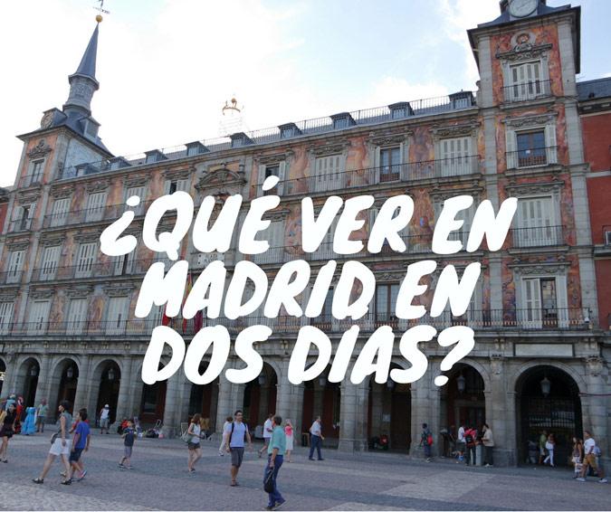 Tiempo En Madrid Espa A 15 Dias: Ruta Clásica De Madrid: ¿Qué Ver En Madrid En Dos Días
